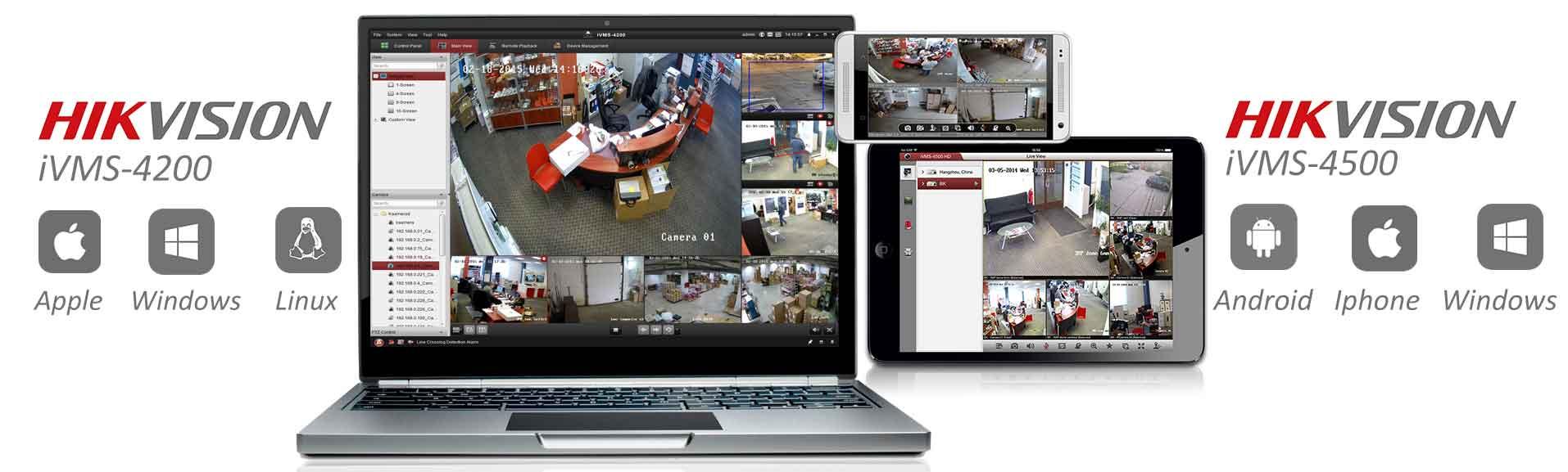 Tải phần mềm SADPTool xem camera Hikvision trên máy tính