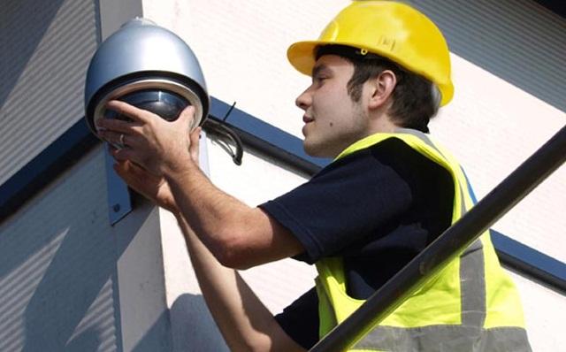 Lắp đặt Camera cho công ty chuyên sửa tủ lạnh ĐIỆN LẠNH AZ