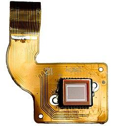 Cảm biến hình ảnh sử dụng trong camera quan sát