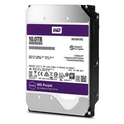 Ổ cứng Western tím WD Purple 10TB WD100PURZ